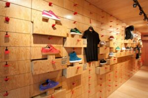 Puma Pop Up Shop Shipping Container Boxpark