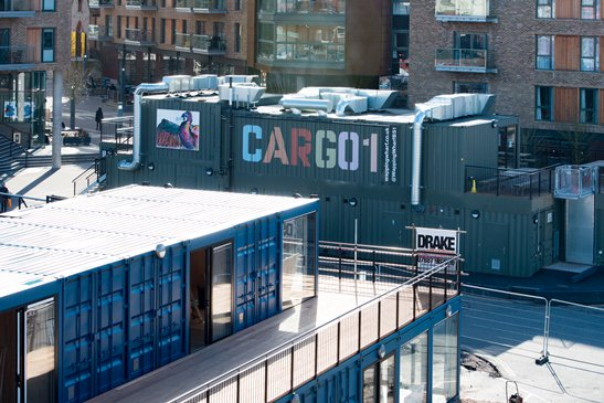 cargo containers bristol